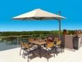 'Rotating Cantilever Umbrellas (SU7) Sydney 6