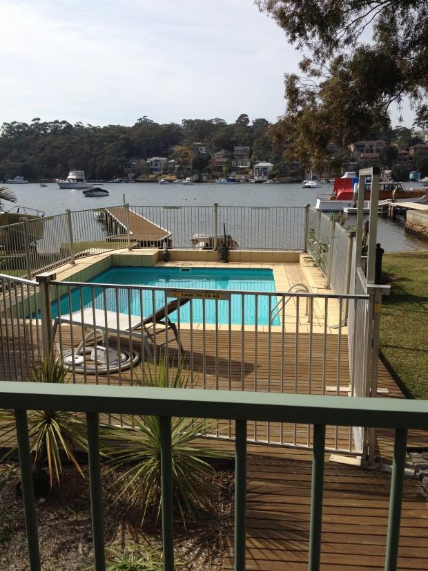 Pool Fencing Waterfront Properties Temporary Pool Fencing Sydney Shade Umbrellas Nsw