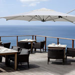 Outdoor Cantilever Umbrella